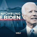 Live: Die Amtseinführung von Biden und Harris