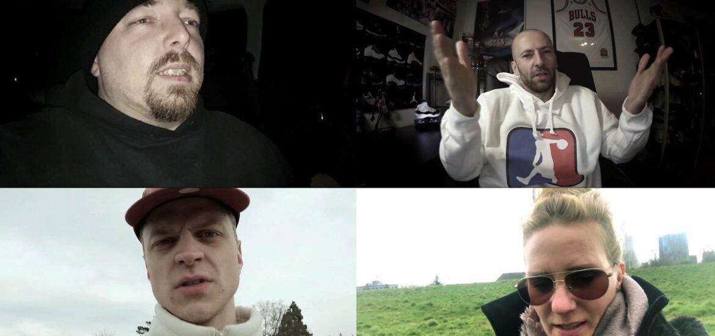 """History-Eigenproduktion: """"Stimmen der Coronakrise"""""""