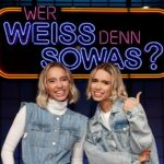 """Lisa und Lena bei """"Wer weiß denn sowas?"""""""