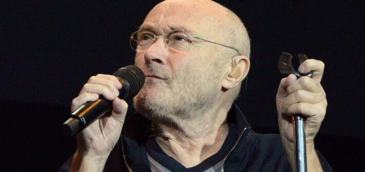 Die Geburtstagsparty zum 70. von Phil Collins