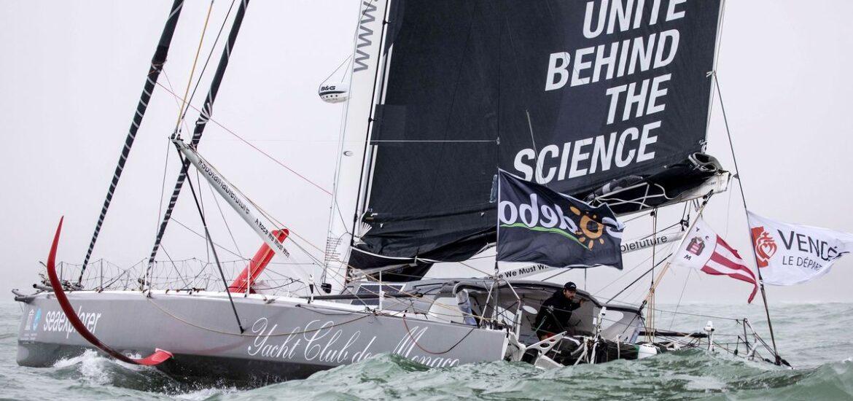 Vendée Globe: Reportage über die härteste Segel-Regatta der Welt