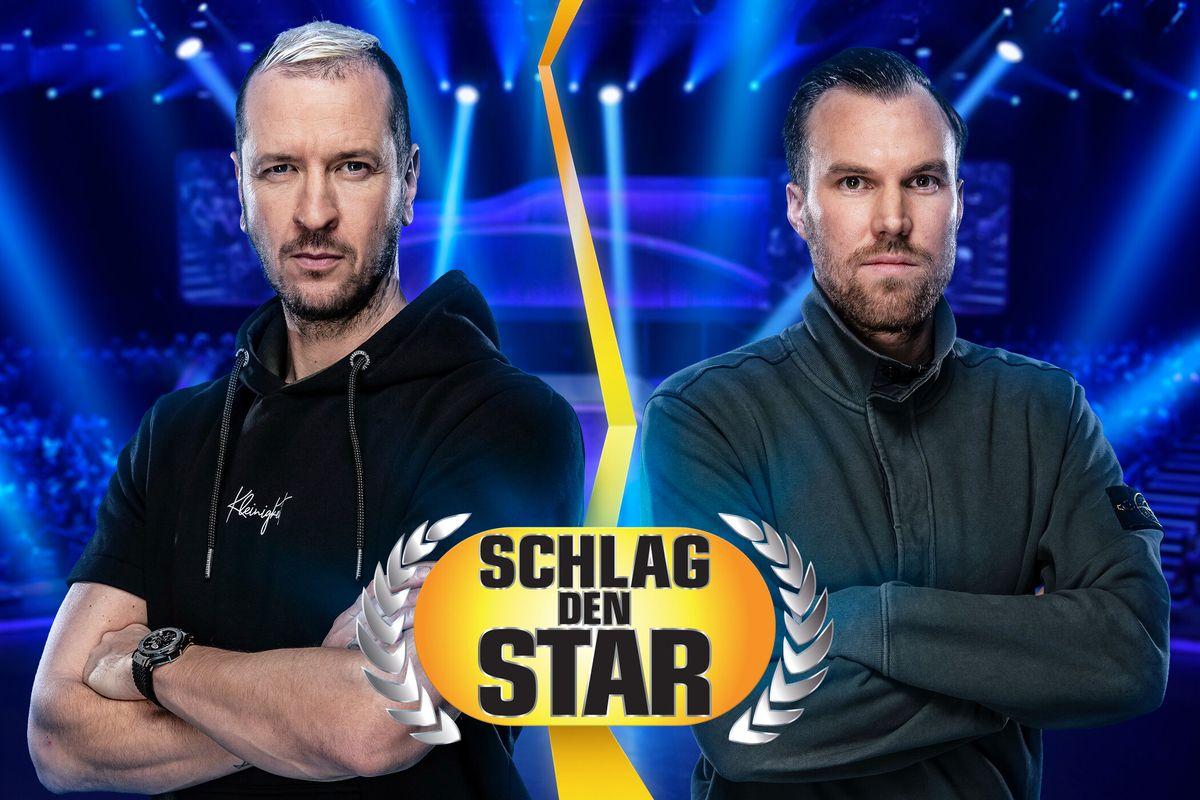 """""""Schlag den Star"""" mit Pommes gegen Fisch"""