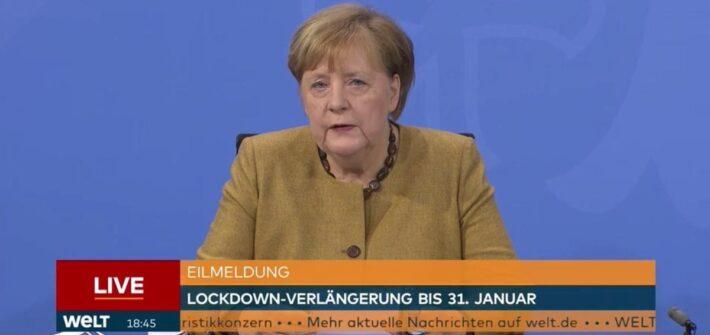 """Lockdown-Verlängerung: Guter Marktanteil für """"Welt"""""""