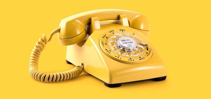 Die Werbemaßnahmen in der Telefonwarteschleife