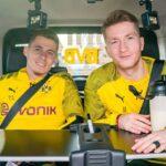"""Neue Runde beim """"BVB-Quiztaxi"""""""