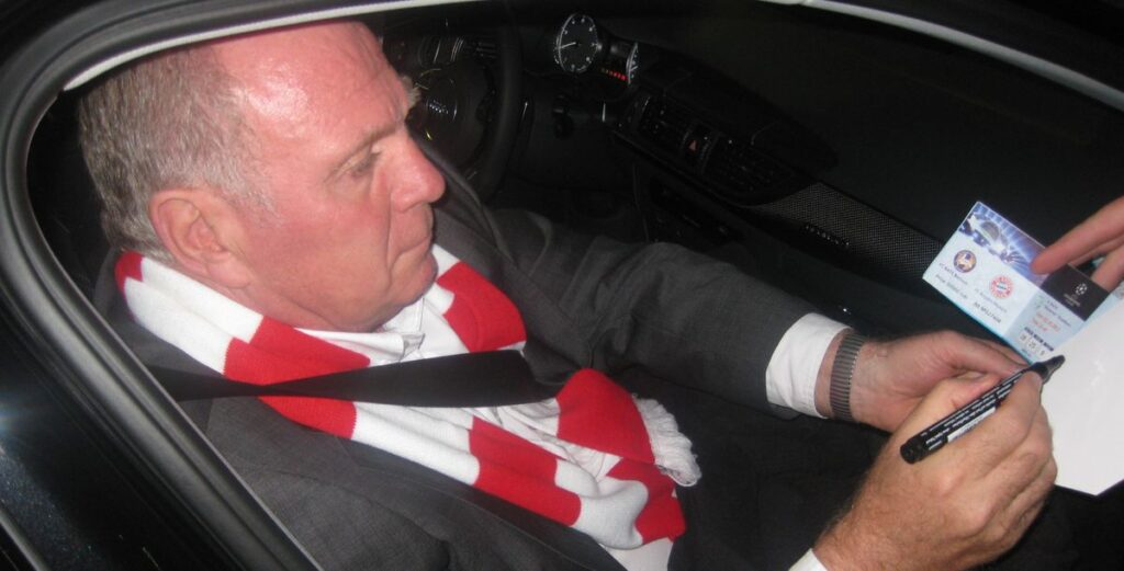 Uli Hoeneß: Fußball-Experte bei RTL
