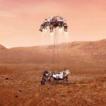 """Welt"" überträgt Mars-Landung live"