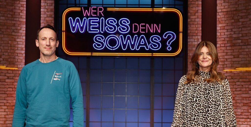 """Die """"Tatort""""-Schauspieler bei """"Wer weiß denn sowas?"""""""