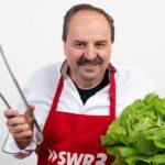 Neuer Grill-Podcast mit Johann Lafer