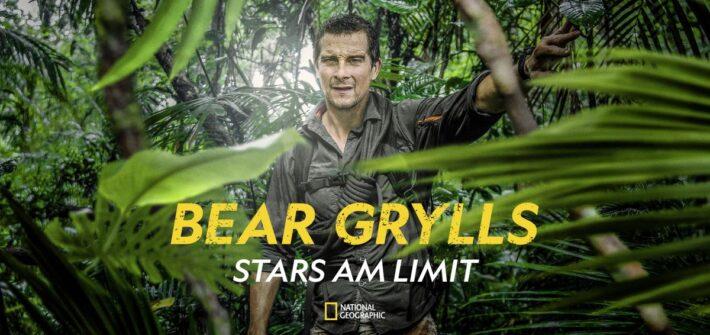 "Neue Promi-Abenteuer: ""Bear Grylls: Stars am Limit"""