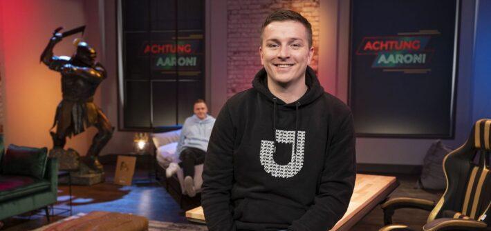 """""""Joyn"""": Neue Personality-Show mit Aaron Troschke"""