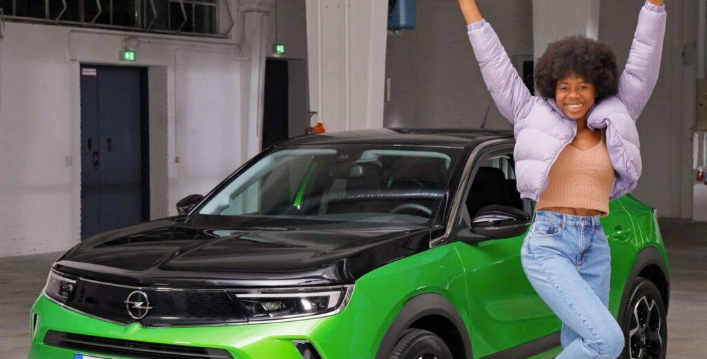 """Germany's Next Topmodel"": Ashley holt sich den Opel-Job 2021"