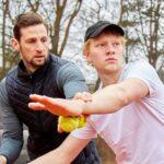 """""""Der Spieler"""": Bruno Alexander spielt Tennis-Legende Boris Becker"""