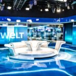 """Welt"" sendet aus dem Axel-Springer-Neubau"