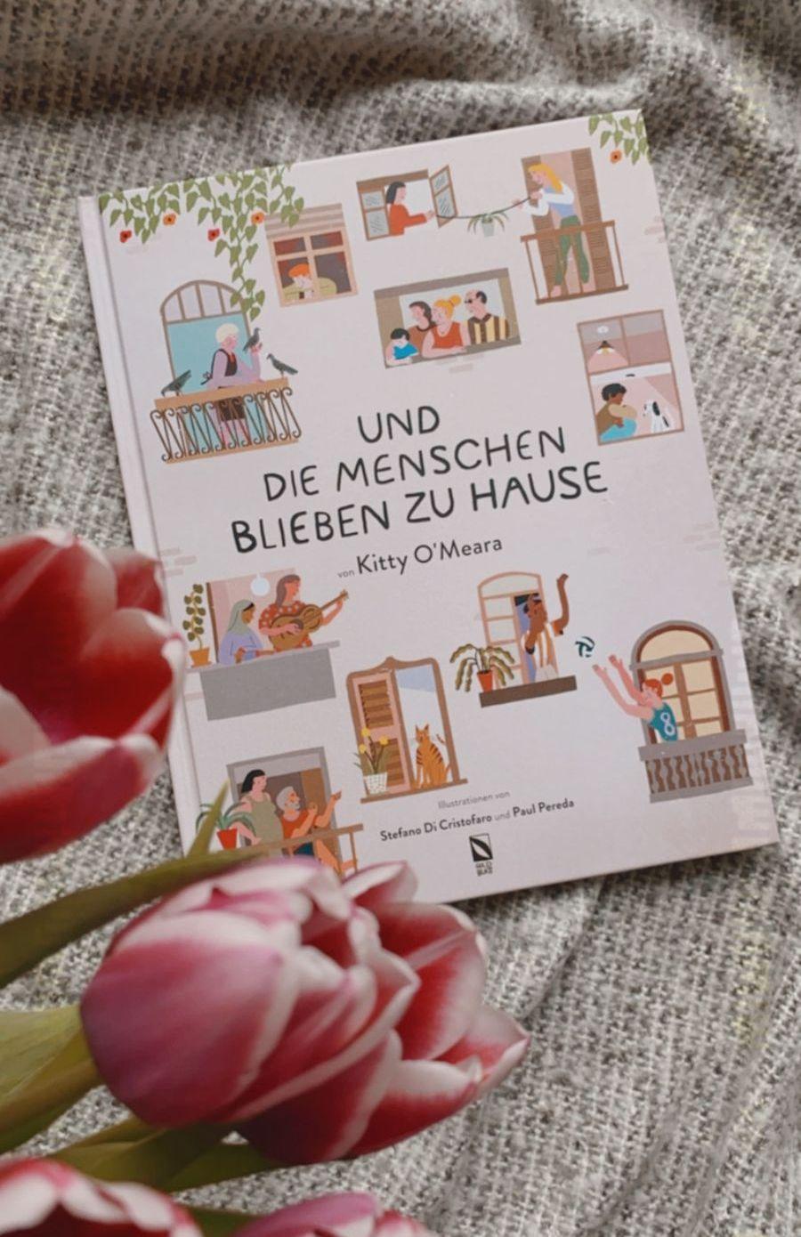 Kitty O'Meara | Und die Menschen blieben zu Hause Illustriert von Stefano Di Cristofaro und Paul Pereda 32 Seiten | 17,95 Euro | ISBN 978-3-948676-03-2