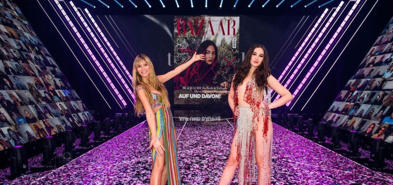 "Alex gewinnt ""Germany's Next Topmodel - by Heidi Klum"""