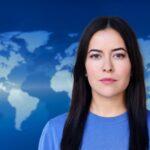 """Aline Abboud moderiert die """"Tagesthemen"""""""