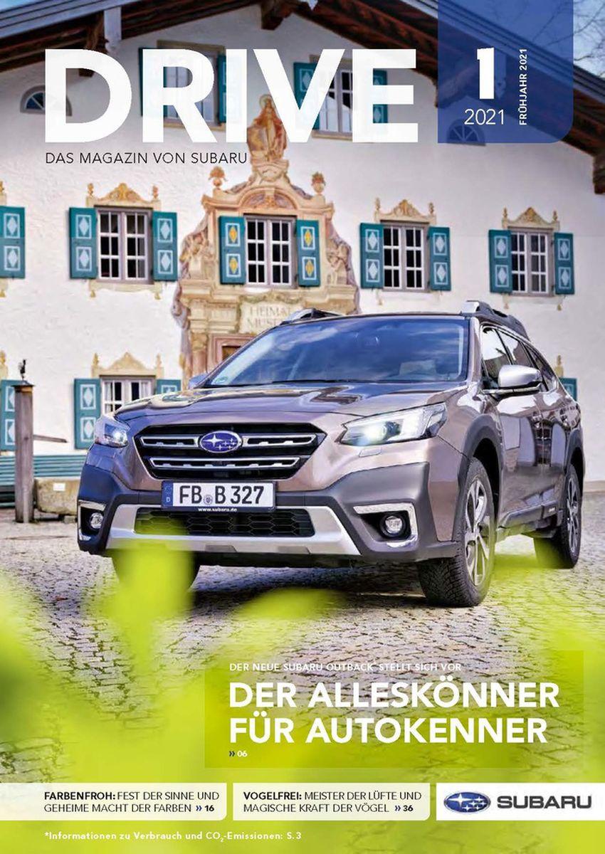 Subaru Drive