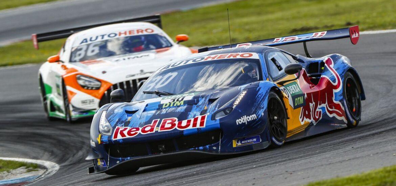 Im TV: Ferrari und Lamborghini starten in der DTM