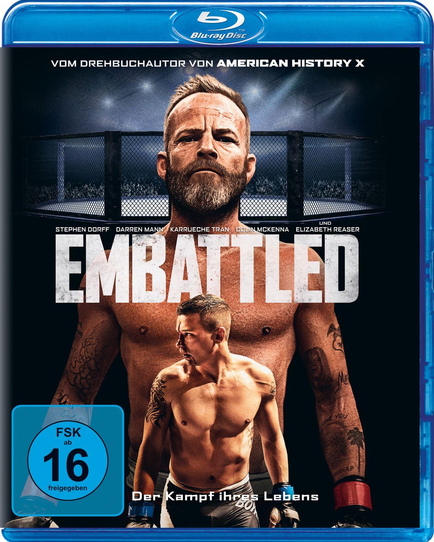 """MMA Action-Drama """"Embattled"""" mit Stephen Dorff"""