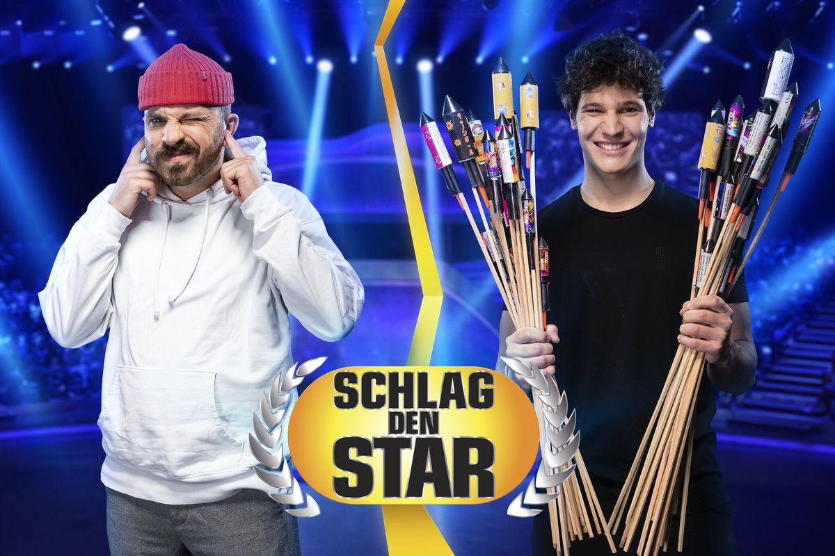 """""""Schlag den Star"""": Wincent Weiss spielt gegen Edin Hasanovic"""