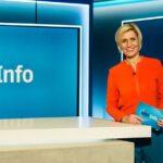 Susanne Stichler moderiert das NDR Nachrichtenmagazin