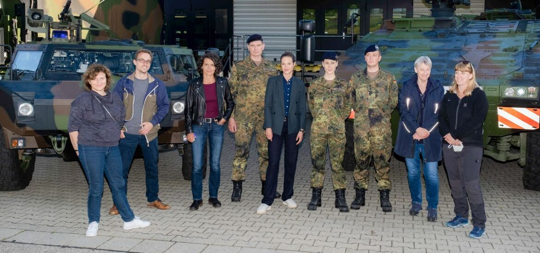 Die Dreharbeiten zum neuen Lena-Odenthal-Tatort