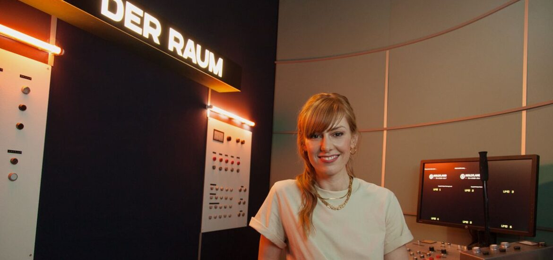 """Neues Format - """"Der Raum mit Eva Schulz"""""""