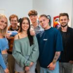 """Young-Adult-Serie – der Dreh für """"Sex, Zimmer, Küche, Bad"""""""