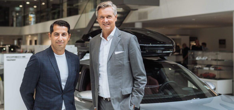 Rasantes Netzwerken – Hamburger Memberslounge startet mit Porsche wieder durch