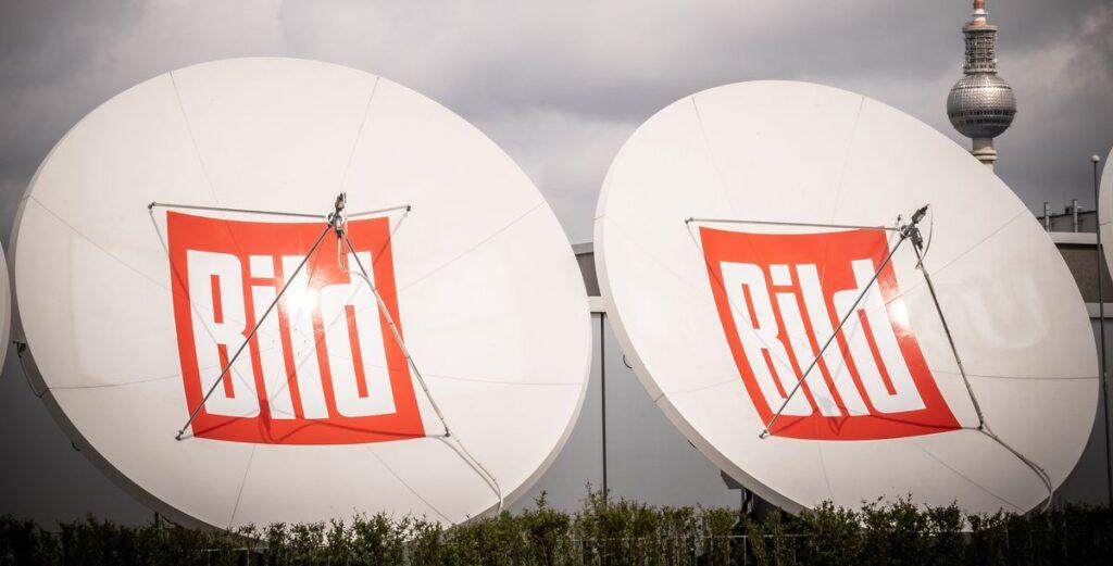 """Neuer TV-Sender """"Bild"""" ist heute gestartet"""