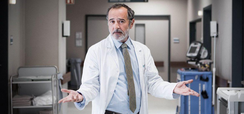 """Zweite Staffel - Drehstart für """"Doktor Ballouz"""""""