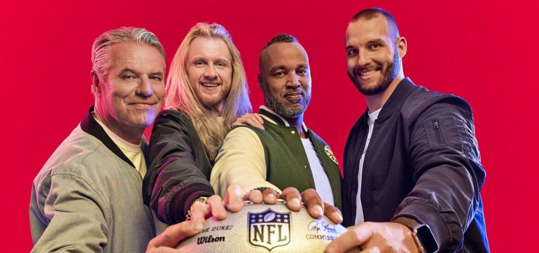 ProSieben: Die NFL startet zum ersten Mal in der Prime Time