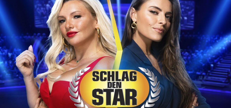 """Schlag den Star"": Evelyn Burdecki vs. Sophia Thomalla"