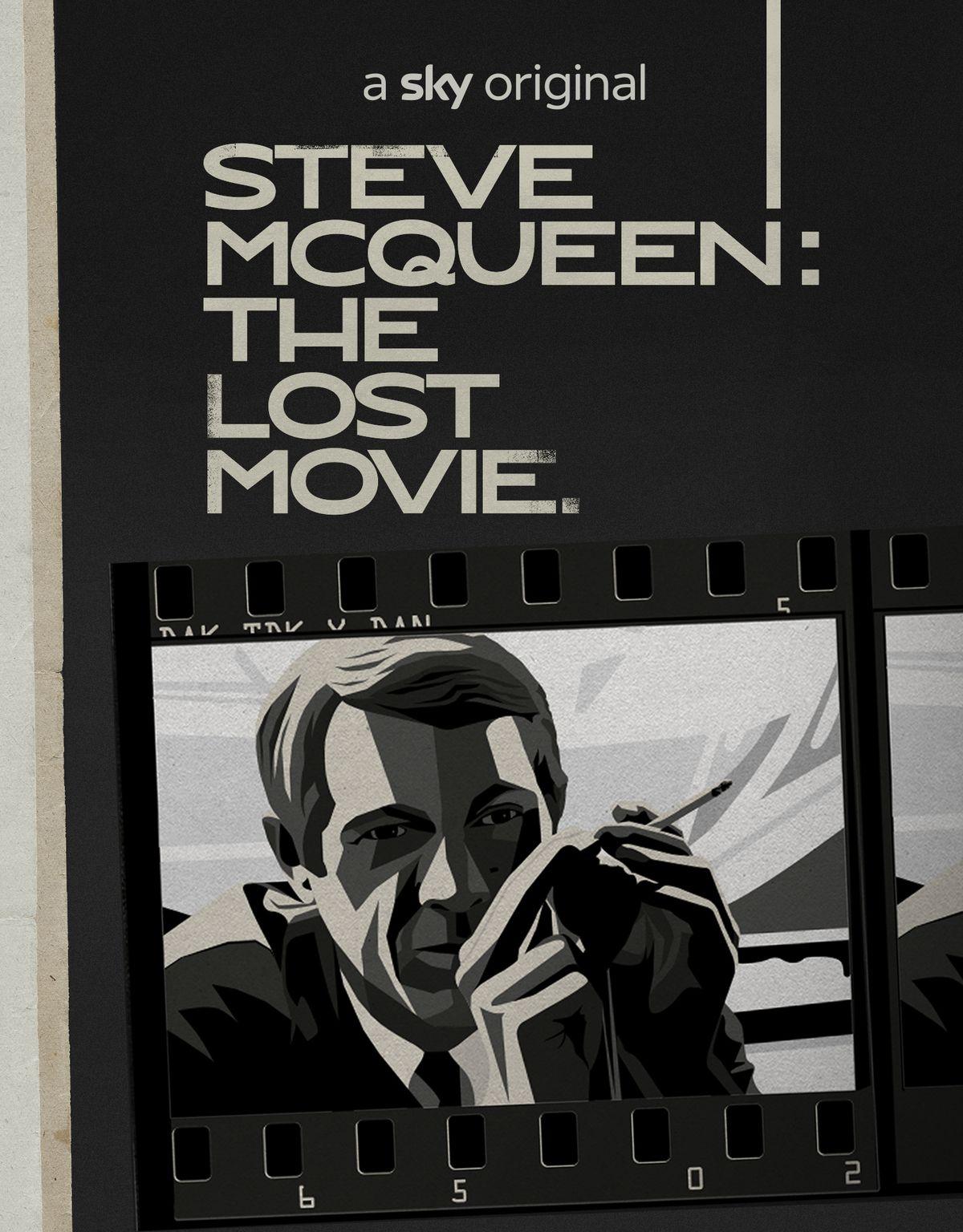 """Steve McQueen: The Lost Movie"""