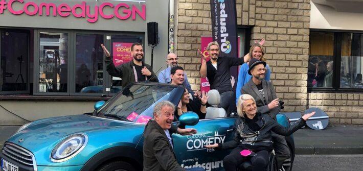 "Jubiläum: 30 Jahre ""Cologne Comedy Festival"""