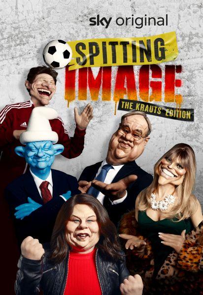 """Sky lässt ab kommender Woche die Puppen tanzen: """"Spitting Image: The Krauts' Edition"""" exklusiv bei Sky Comedy und Sky Ticket"""