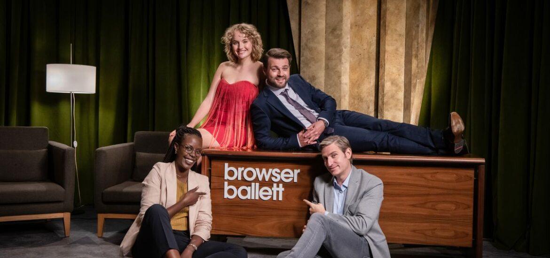 """Neue Folgen: """"Browser Ballett - Satire in Serie"""""""