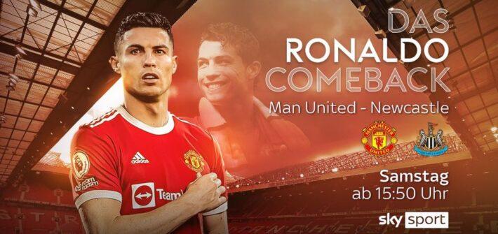 """""""CR7"""" vor dem Comeback - das erste Spiel von Manchester United seit der Rückkehr"""