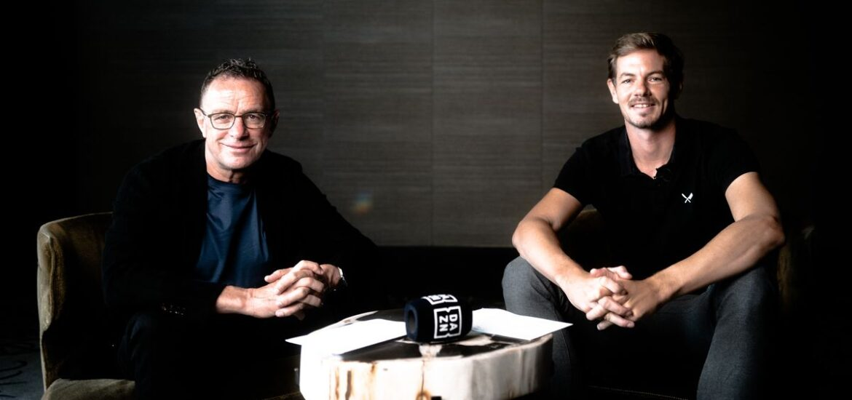 "Champions League: Ralf Rangnick ist jetzt ""DAZN""-Experte"