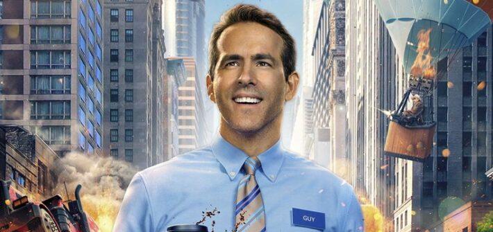 """Ryan Reynolds: """"Free Guy"""" bricht nächste Woche bei Sky aus"""
