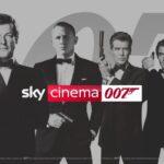 James Bond – alle Filme rund um die Uhr auf Sky