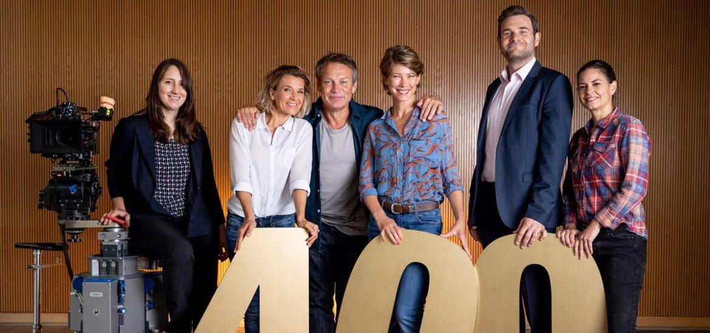 "Das ZDF dreht die 400. Folge ""SOKO Köln"""