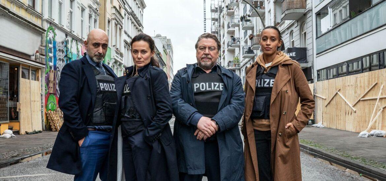 """TV Dreh in Hamburg: """"Nachtschicht – Die Ruhe vor dem Sturm"""""""
